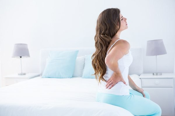 is cotton mattress good for back pain