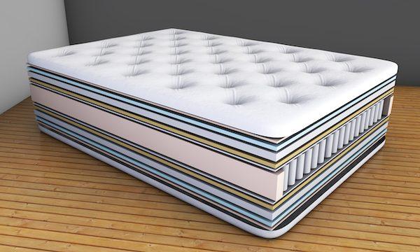 pocket spring mattress review